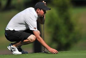 Men's Golf Completes Opening Round In Iowa