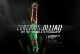 Balanced Effort Lifts Ducks Past Hampton; Alleyne Becomes All-Time Leading Rebounder