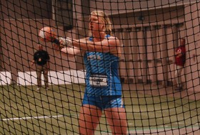 UCLA Completes Day One at NCAA Indoor Championships