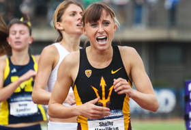 T&F's Houlihan Sets New PR In 800m Finals At USATF Championships