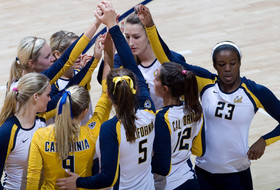 2014 Cal Volleyball Schedule Announced