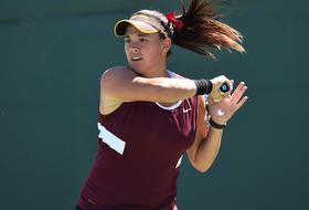 Women's Tennis Falls To USC, 5-2