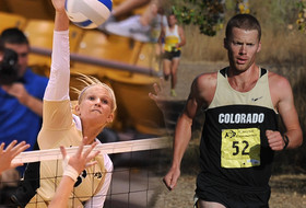 Schroeder, Thompson Receive Athlete of the Week Honors