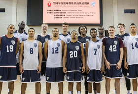 Andrews Scores 12 in Pac-12's Win Over Chinese University All-Stars