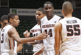 Beavers Top George Mason, 58-54