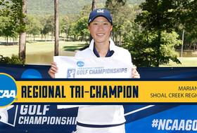Li Earns Trip To NCAA Championships