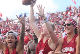 Cougars Take In Football's Home-Opening Win