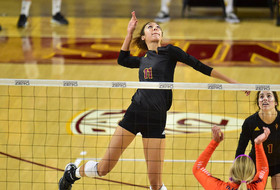 ASU Volleyball's Bailey To Travel To China With Pac-12 All-Star Team