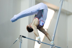 Aleksandrov Takes Home A Trio Of Third-Place Finishes