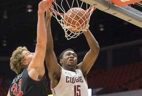 Cougars Hold off Utes for 49-46 Win
