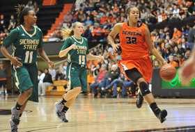 Beavs Host Arizona With NCAA Berth In Sight