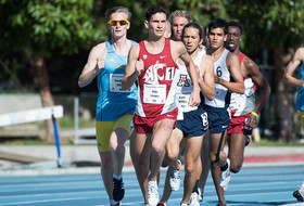 T&F Competes in Bay Area, Spokane This Weekend