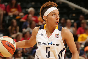 Clarendon, Indiana Fever Win Game 1