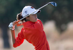 Women's Golf Through 36 Holes In Hawai'i