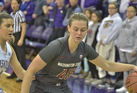 #BobiBuckets Becomes the First WSU Women's Player to Score 2,000 Points in a Comeback Win at UW
