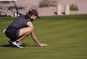 Women's Golf Completes First Round at IJGA Collegiate Invitational