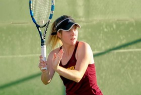 Sun Devils Wrap Up Second Day of T-Bird Invitational