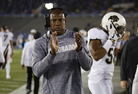 Buffs Begin Preparation For Saturday Homecoming Vs. Stanford