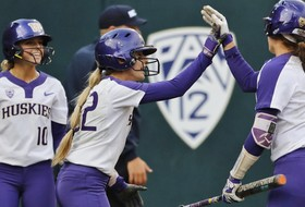 Bates Four-Hit Day Leads Dawgs To 9-1 Win