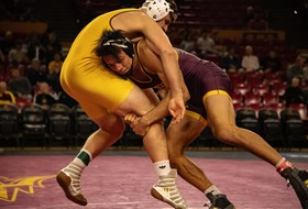Gold Holds Off Maroon in Annual Intrasquad