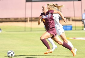 Douglas Scores Game-Winner as Sun Devil Soccer tops LSU, 1-0