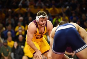 @ASUWrestling Opens Pac-12 Schedule at Home with Sun Devil Gymnastics
