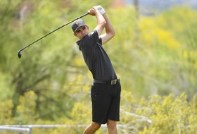 Men's Golf One Shot Back After Two Rounds At Mirabel Golf Club