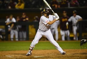 Sun Devils Rack Up 14 Runs on 14 Hits to Take Series From Huskers