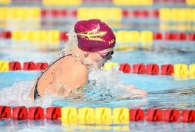Women's Swim, Men's Diving Heads to Pac-12 Championships Wednesday