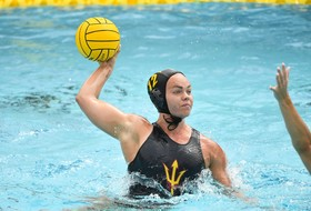@SunDevilWP's Bente Rogge Named to Holland's World League Super Final Squad