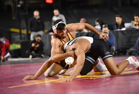 @ASUWrestling's Zahid Valencia Named Pac-12 Wrestler of the Week