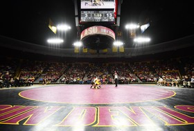 No. 4 @ASUWrestling Hosts Maroon & Gold Intrasquad on Friday