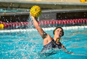 No. 5 ASU Water Polo Sweeps First Day Of Triton Invitational