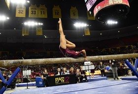 @SunDevilGym To Compete Against No. 13 Washington On Sunday At Home