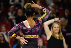 Season-Best Floor Scores Lead No. 19 @SunDevilGym to Win Over No. 24 Stanford