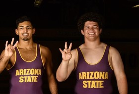 Two Sun Devils set to Compete Internationally this Weekend
