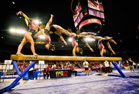 No. 21 @SunDevilGym Set for NCAA Baton Rouge Regional This Weekend