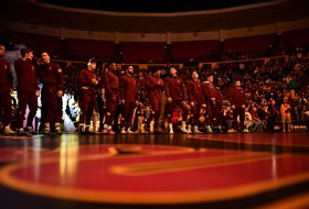 @ASUWrestling Heads to Stanford for Pac-12 Championships