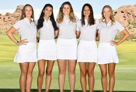 Women's Golf Caps Fall Schedule with Third Place Finish at Pac-12 Preview