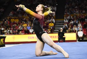 @SunDevilGym Sweeps All Event Titles In Win Against UC Davis
