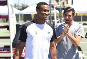 Men's Tennis Nets Seventh Sweep of Season, Sixth-Straight Win