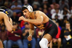 Sun Devil Wrestlers In Action Over The Weekend