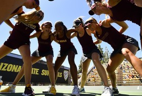 #19 Sun Devils Head to Eugene for First Pac-12 Match