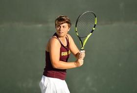 No. 14 Women's Tennis Set to Host San Diego, UNLV