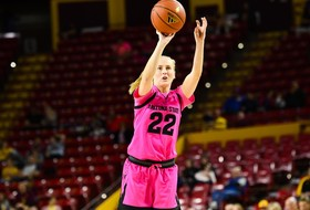 No. 19 @SunDevilWBB Hosts Colorado on Friday in Annual Pink Game for Breast Cancer Awareness