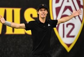 Men's Tennis Hands UNLV Their First Loss of the Season