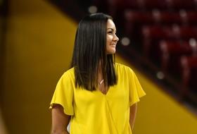 Kristina Baskett Named New @SunDevilGym Assistant Coach