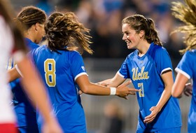 UCLA Cruises to 4-1 NCAA First Round Victory over Lamar