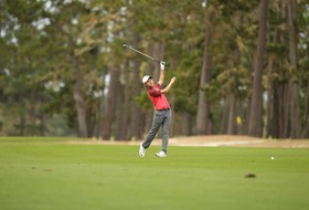 Trojans Tied For Third After 36 Holes At Western Intercollegiate