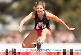 Thompson in Fourth at Pac-12 Multi-Events Championships